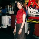Shirley Henderson - 24 Hour Party People Premiere - August 1, 2002