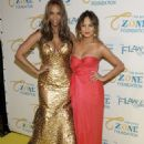 Tyra Banks The Flawsome Ball 2014