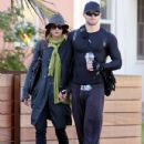 Kellan Lutz and Sharni Vinson