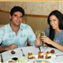 Mark Philippoussis and Amanda Salinas - 300 x 200