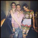 Luciana Gimenez, Matheus Mazzafera and Fernanda Motta