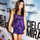 Maite at the premiere of the movie