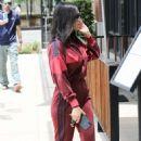 Kourtney Kardashian at the  Katsuya restaurant in Los Angeles