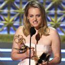 Elisabeth Moss : 69th Annual Primetime Emmy Awards - 447 x 600