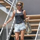 Ali Larter: out running some errands in Los Angeles