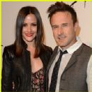 David Arquette and Christina McLarty - 300 x 300