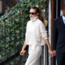 Gigi Hadid – Out and about in Manhattan