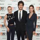 Lily Rose Depp – 'A Faithful Man' Screening at New York Film Festival