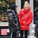 Sophie Turner and Joe Jonas – Out in New York