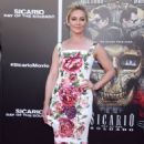 Elisabeth Rohm – 'Sicario: Day of the Soldado' Premiere in Los Angeles - 454 x 699