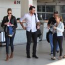 Kate Upton and Justin Verlander – Catch a flight to Houston