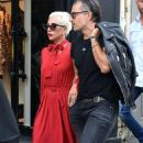 Lady Gaga and Christian Carino - 454 x 733