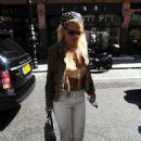 Rita Ora – Arrived at the Scotts Restaurant in London