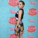 Aimee Carrero- 'Elena of Avalor' VIP Screening in Beverly Hills