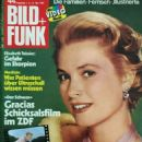 Grace Kelly - Bild + Funk Magazine Cover [Germany] (6 November 1982)