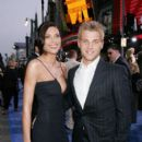 Courtney Vogel and Mike Vogel
