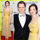 Reeve Carney and Jennifer Damiano