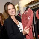 Alessandra Ambrosio Wildfox Flagship Store Launch Party In West Hollywood