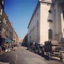 Enola Holmes filming in London - 454 x 454