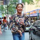 Vanessa Lachey – Leaving The NBC Studios in New York City - 454 x 547