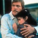 Stacey Nelkin and Tom Atkins