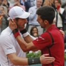 Andy Murray & Novak Djokovic