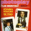 Robert Redford - Photoplay Magazine Cover [United States] (February 1974)