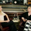 Scarlett Johansson Interviews For MySpace Exclusive Artist On Artist Series, 2008-05-20