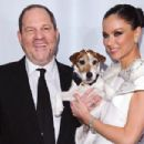 Harvey Weinstein & Georgina Chapman - 454 x 302