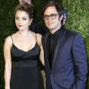 Gael Garcia Bernal and Dolores Fonzi @ Vanity Fair