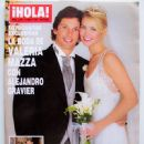 Valeria Mazza, Alejandro Gravier - Hola! Magazine Cover [Mexico] (21 May 1998)