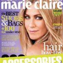 Jennifer Aniston Marie Claire Australia May 2011