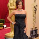 Mariska Hargitay - 82 Annual Academy Awards - Arrivals, Hollywood - March 7, 2010