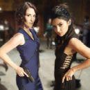 Chyler Leigh and Floriana Lima