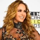 Lucero- Telemundo's Latin American Music Awards Press Conference with Lucero - 409 x 600