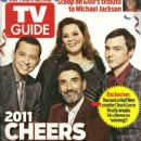 Melissa McCarthy, Jon Cryer - TV Guide Magazine Cover [United States] (19 December 2011)