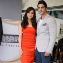 Zayed Khan and dia Mirza Promoting Love Breakups Zindagi - 454 x 670