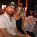 Brody Jenner attend the Frankie's Bikinis 2016 Collection during SWIMMIAMI at W South Beach WET on July 18, 2015 in Miami Beach, Florida - 454 x 302