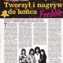 Freddie Mercury - Retro Wspomnienia Magazine Pictorial [Poland] (January 2019) - 454 x 642