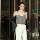 Coco Rocha attends Longchamp during New York Fashion Week 2020 - 454 x 454