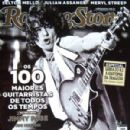 Jimmy Page - Rolling Stone Magazine Cover [Brazil] (February 2012)