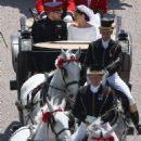 Prince Harry Marries Ms. Meghan Markle - Procession - 454 x 565
