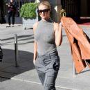 Rosie Huntington Whiteley – Leaves Ritz Hotel in Paris
