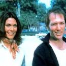 Kate Jackson and David Carradine