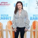 Alicia Machado-  'Peter Rabbit' Movie Premiere Sponsored by Cost Plus World Market - 400 x 600