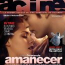 Kristen Stewart, Robert Pattinson - Acine Magazine Cover [Colombia] (November 2011)