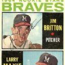 Boise Braves players