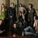 Photo shoot of German actors