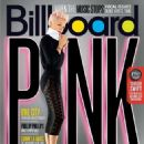 Pink: latest issue of Billboard magazine