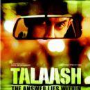 Talaash Movie Latest Poster 2012